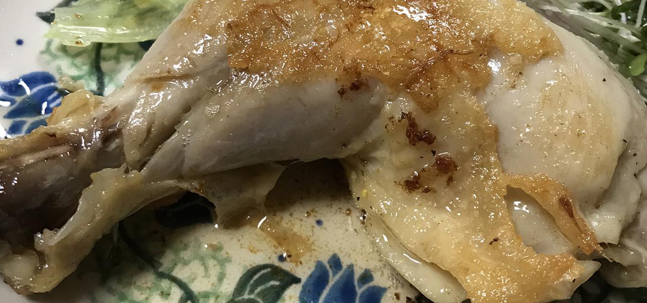 鶏肉のコンフィ-confit-de-poulet