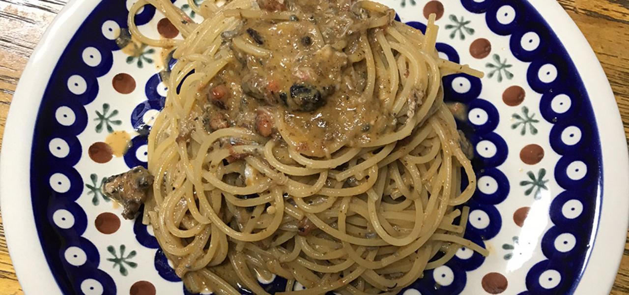 スパゲッティ-spaghetti-sauce-americaine