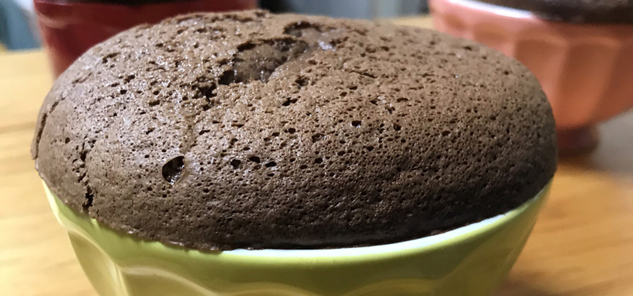スフレ-souffle-au-chocolat