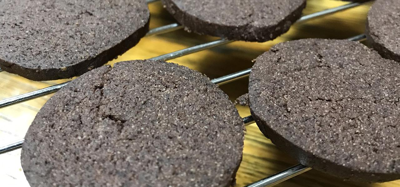 ココアクッキー-biscuit-cocoa