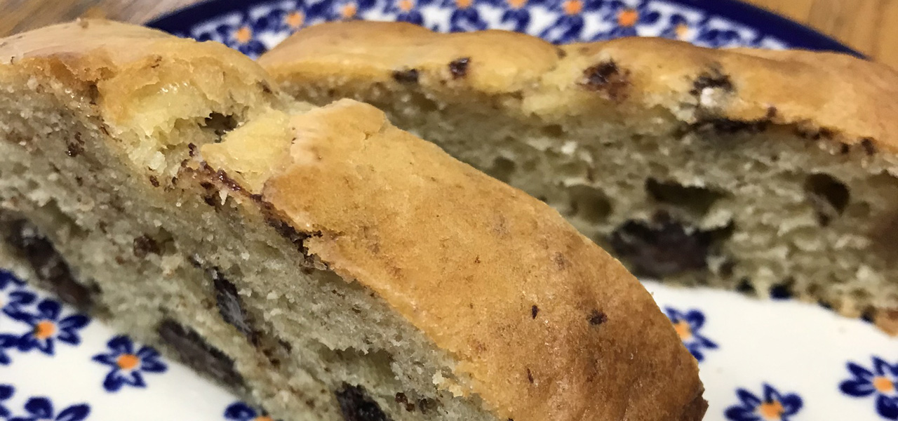 チョコバナナケーキ_chocolat-banana-cake